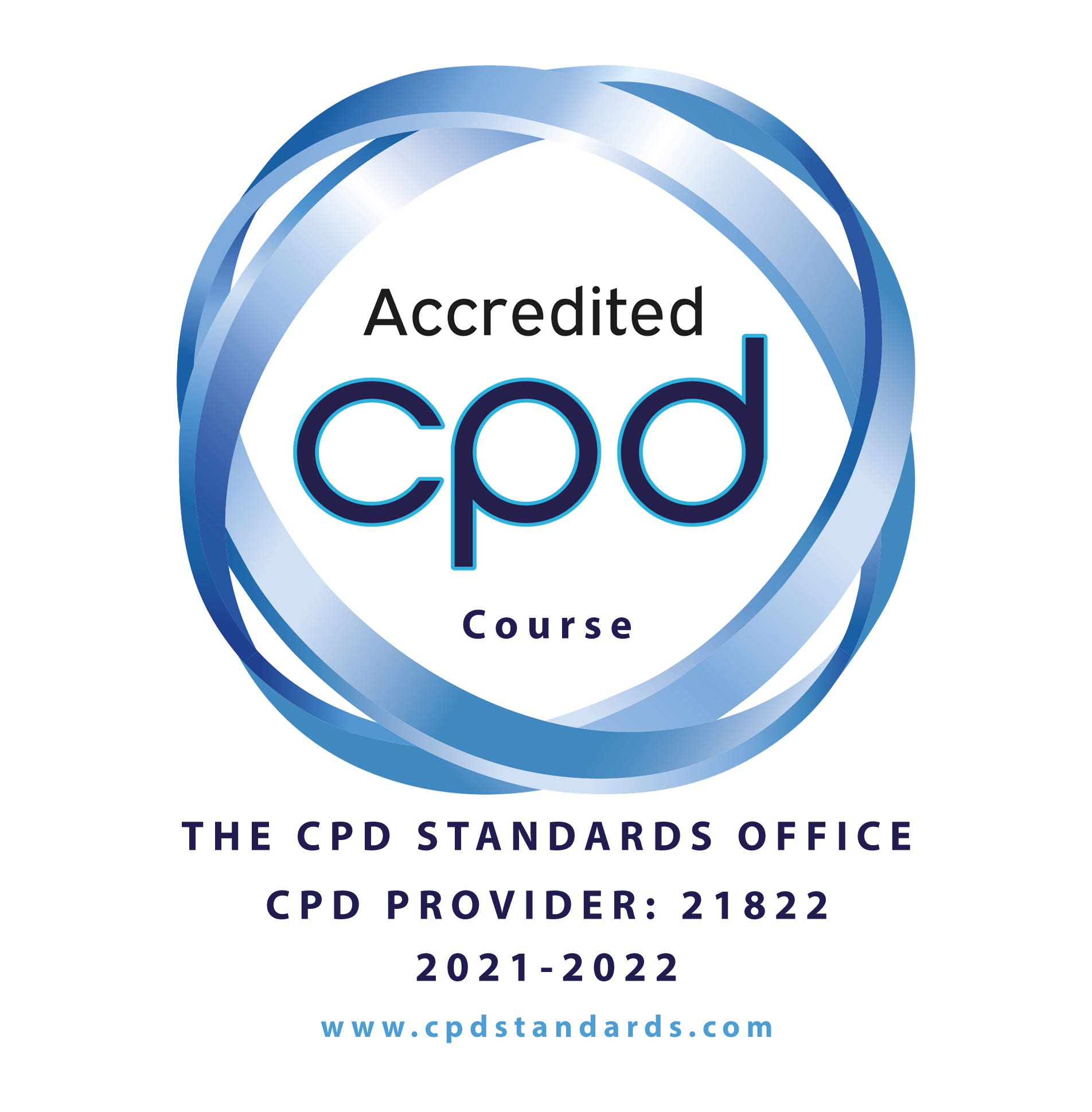 Accredited 5.5 hour CPD course