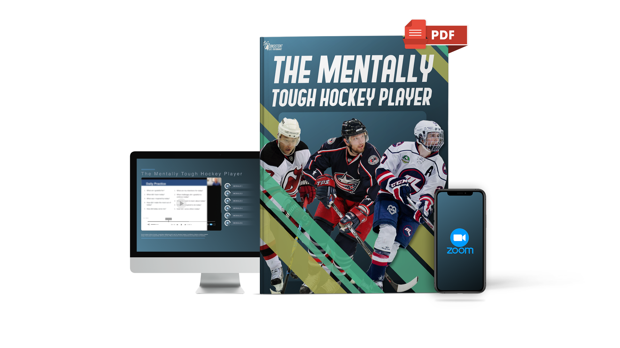 The Mentally Tough Hockey Player