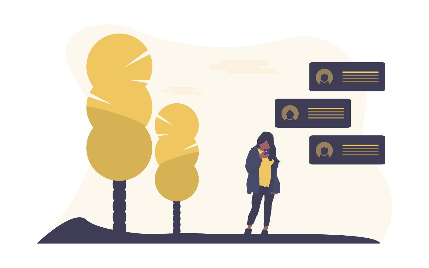 1. Access to a Freelance hub / Community