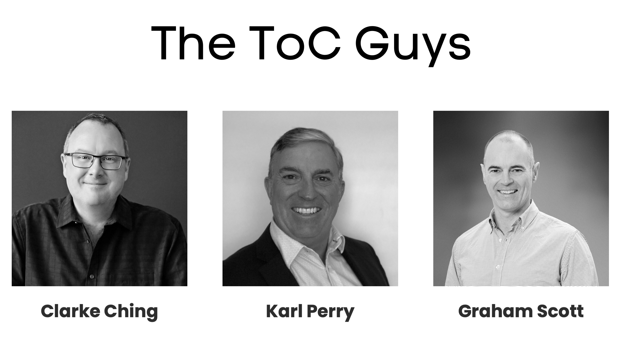 The TOC Guys