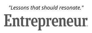 Lesson that should resonate. Entrepreneur