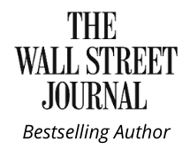 Wall Street Journal Bestselling Author