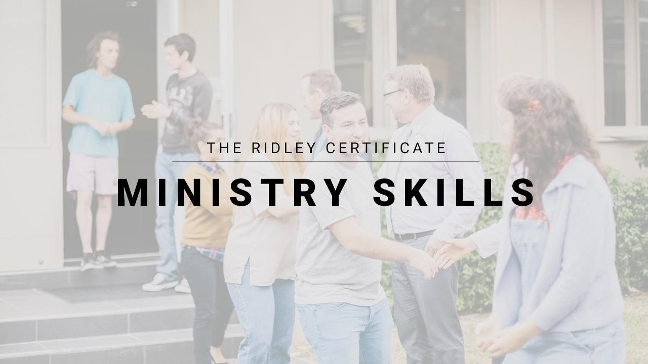 Ministry Skills