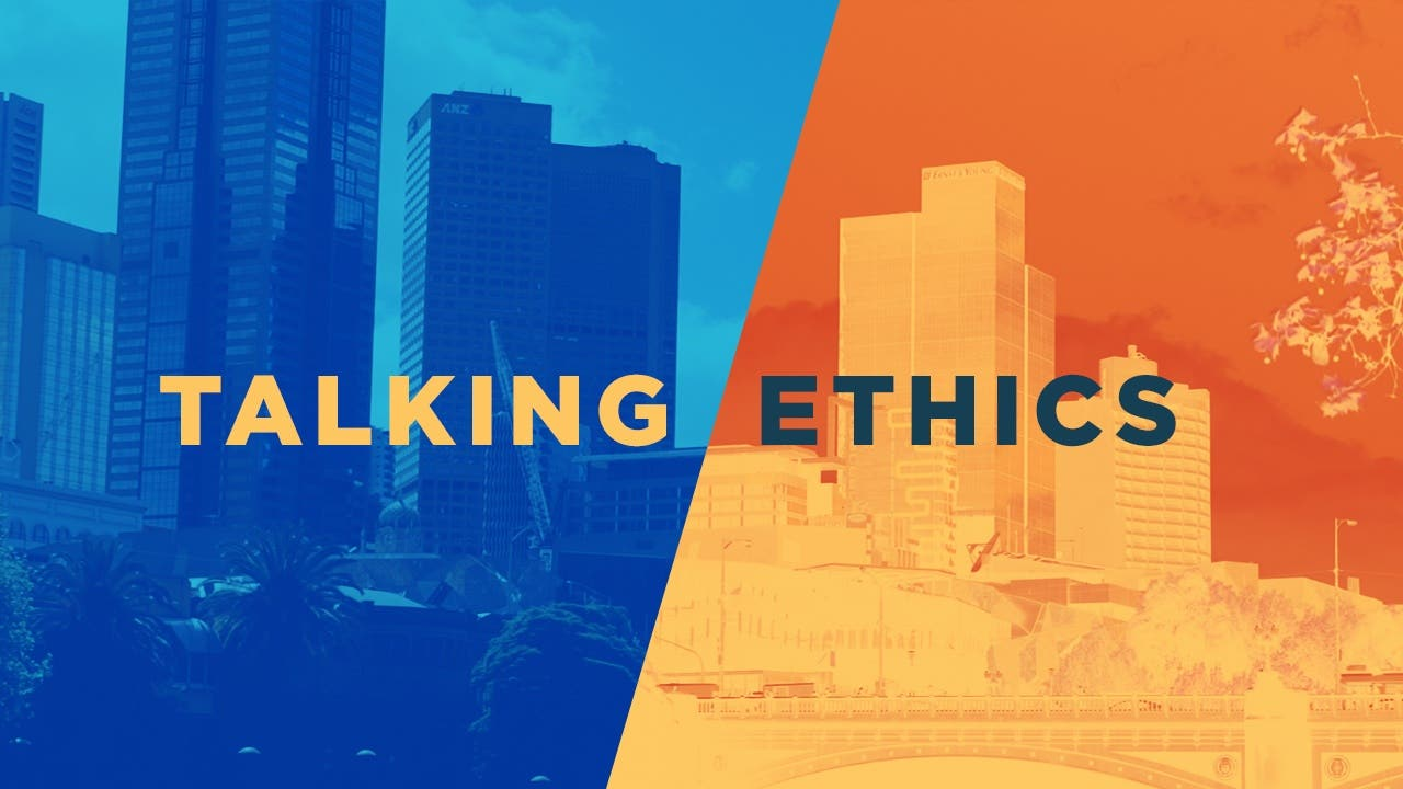 Talking About Ethics