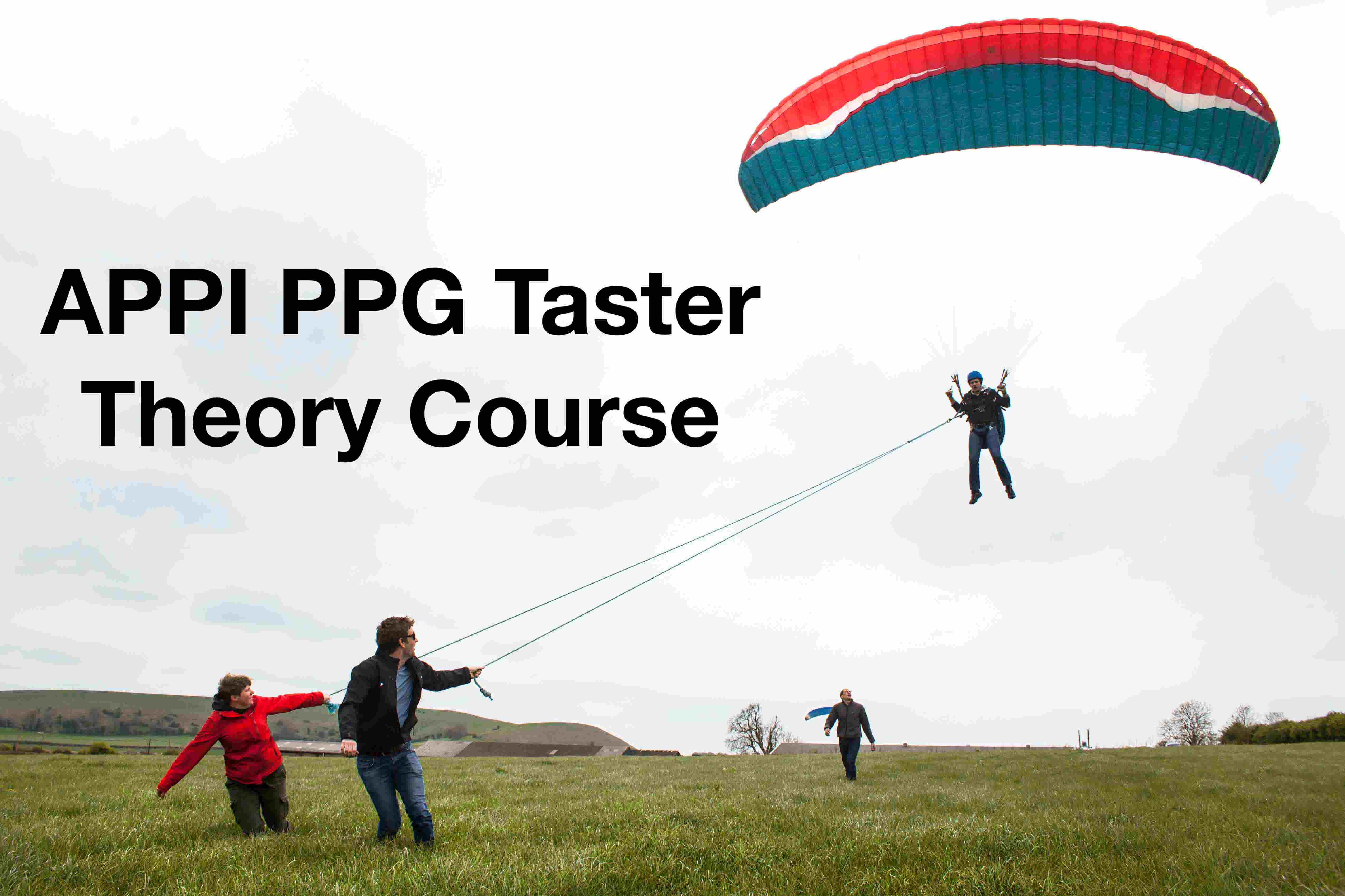 SkySchool's APPI PPG Taster Theory Course