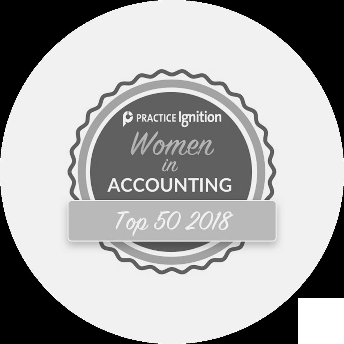 Practice Ignition | Top 50 Women in Accountancy 2019