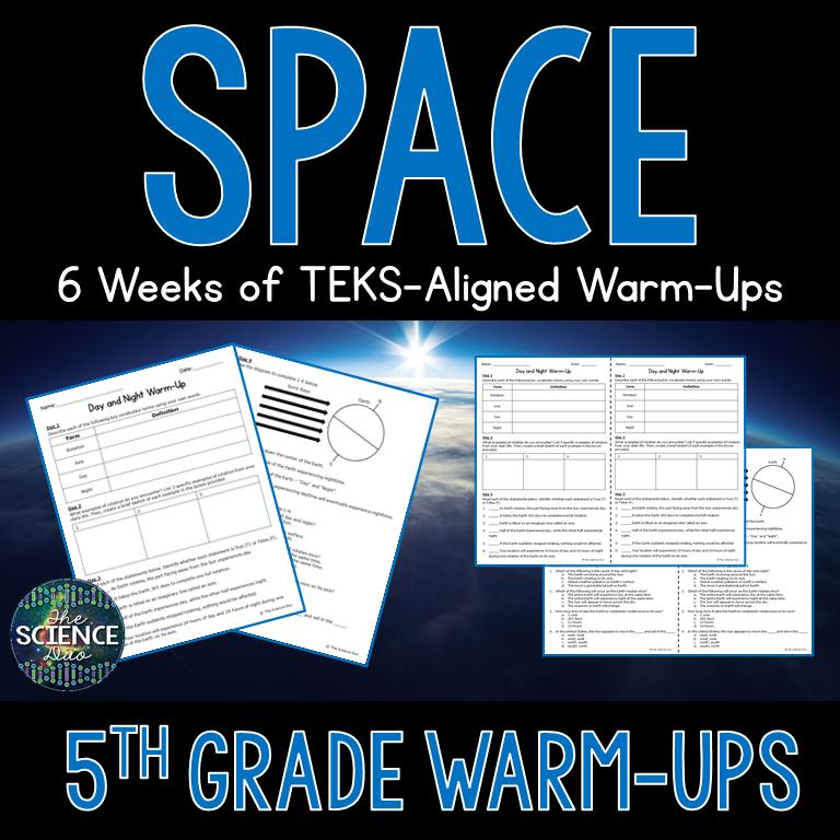 Space Warm-Ups