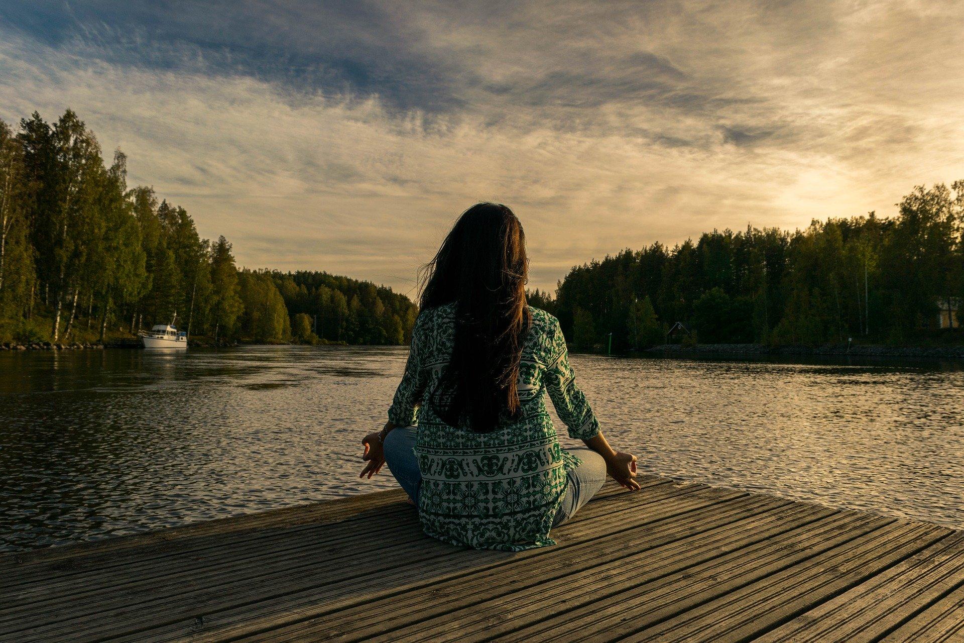 Deepen your meditation practice.