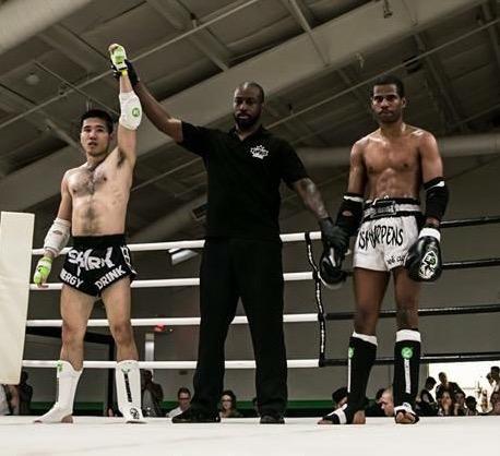 Peter Ngyuen, Muay Thai, Kickboxing and Boxing Athlete