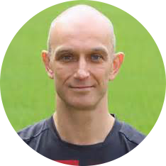 Rob Swire (Head Physio Manchester United 1999-2014)