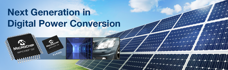 Digital Control Techniques for Power Converters using dsPIC® DSC