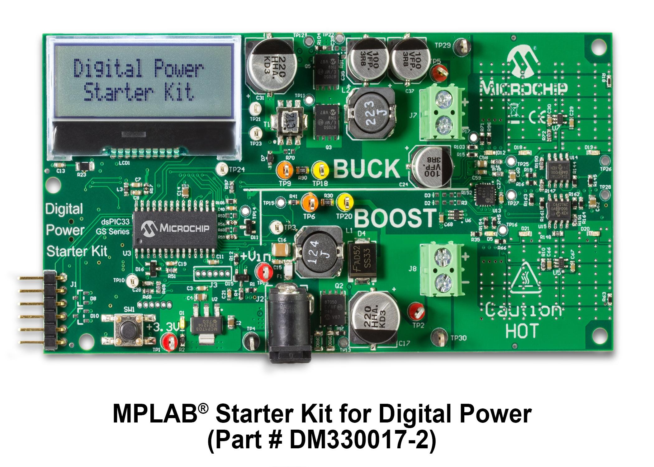 Digital Power Converter Basics using dsPIC33 Digital Signal Controllers