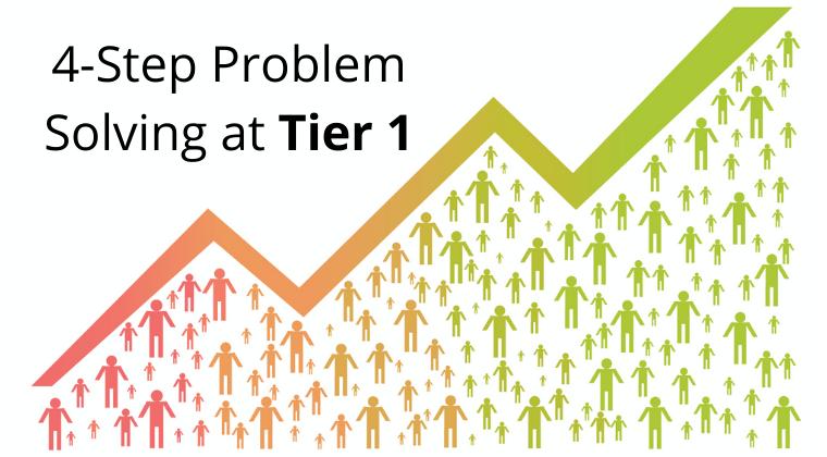 Tier 1 Problem Solving