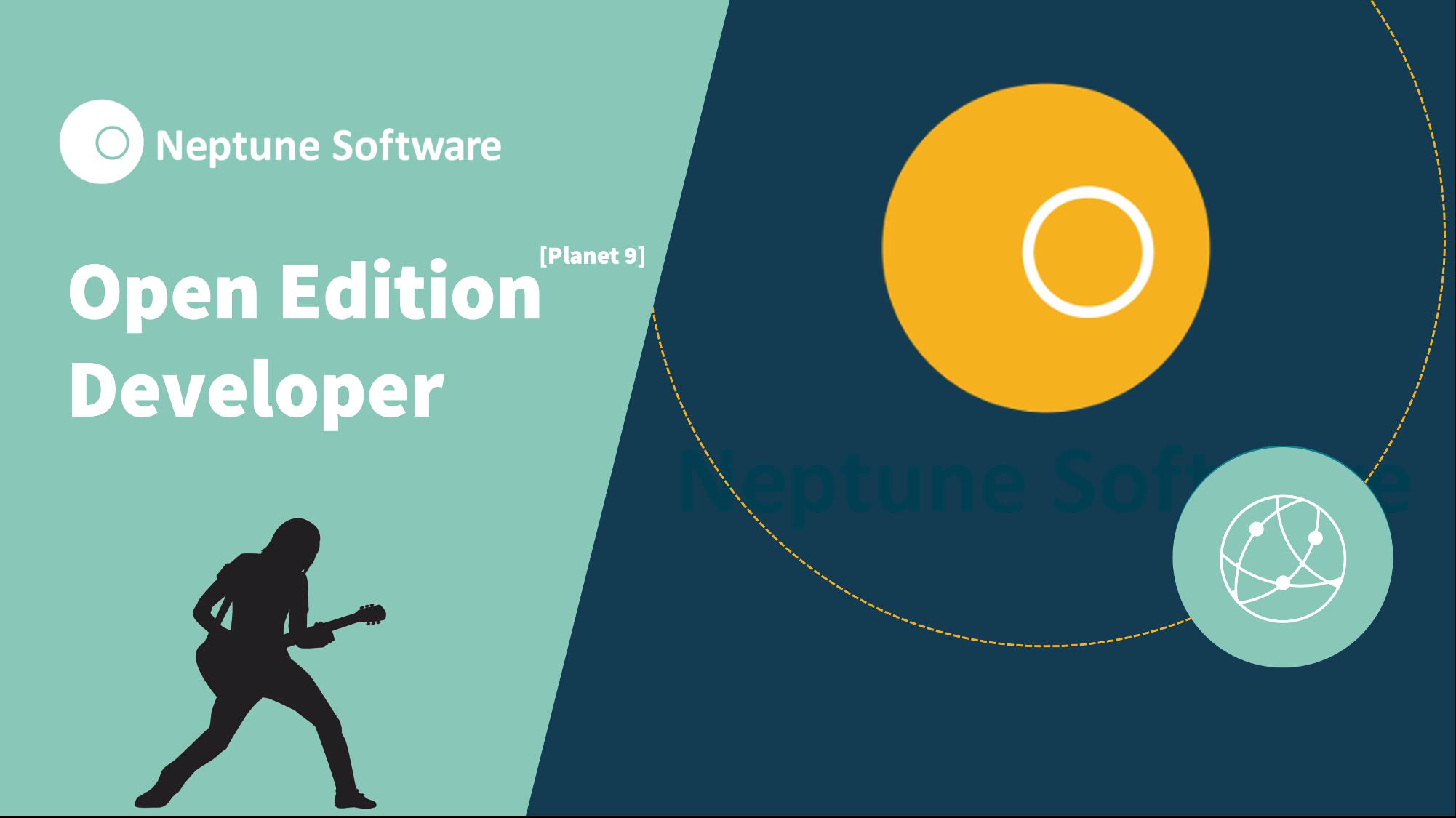 (Old Version) Developer Training  - Open Edition