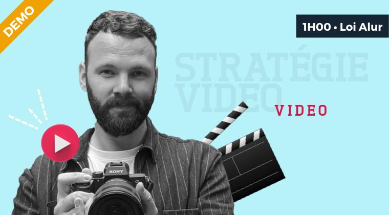 Démo - Mettre en place une vraie stratégie de vidéo dans l'immobilier pour être inoubliable
