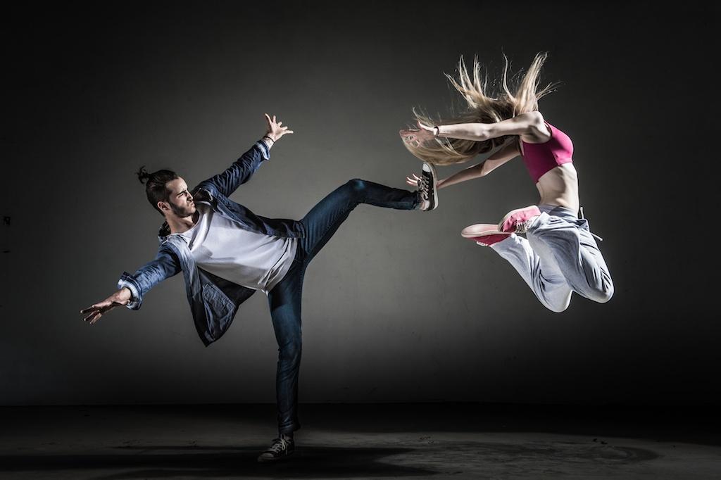 Highlights & Effekt-Moves für eigene Choreographien