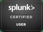Splunk Certified User