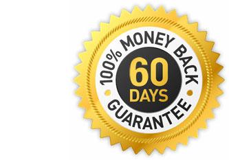 60 Day No Fuss Guarantee