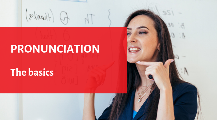 Online course - French pronunciation