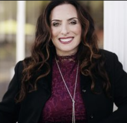 Grace Redman, CEO of Dare to Achieve