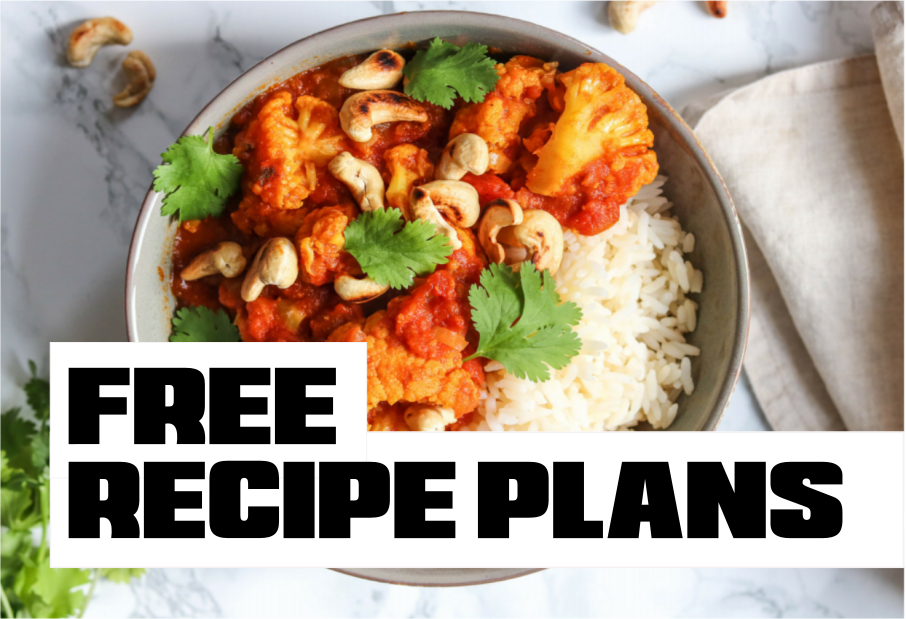 FREE Diet Recipe Plans