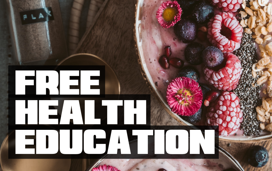 FREE Health Education