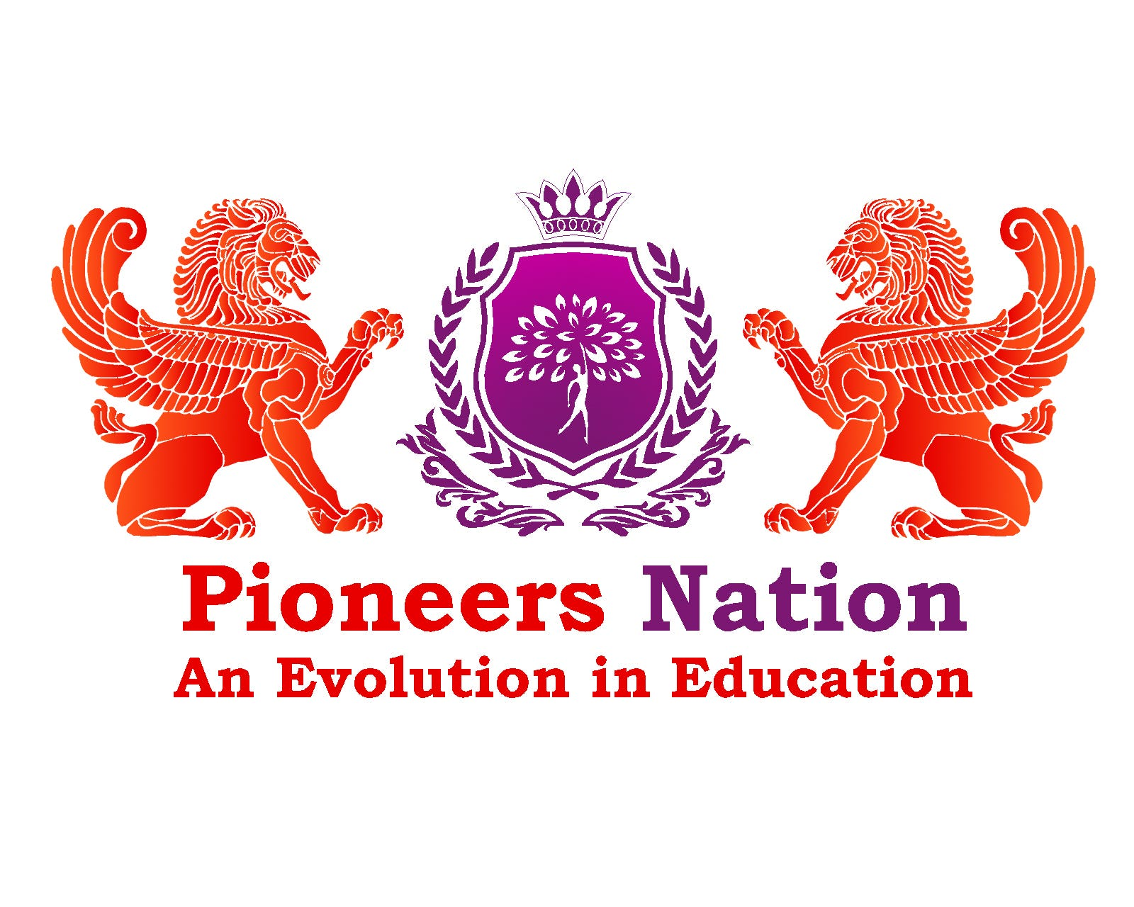 Logo of Pioneers Nation