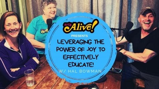 Leveraging the Power of Joy to Effectively Educate with Hal Bowman, 1 hour of CPE credit