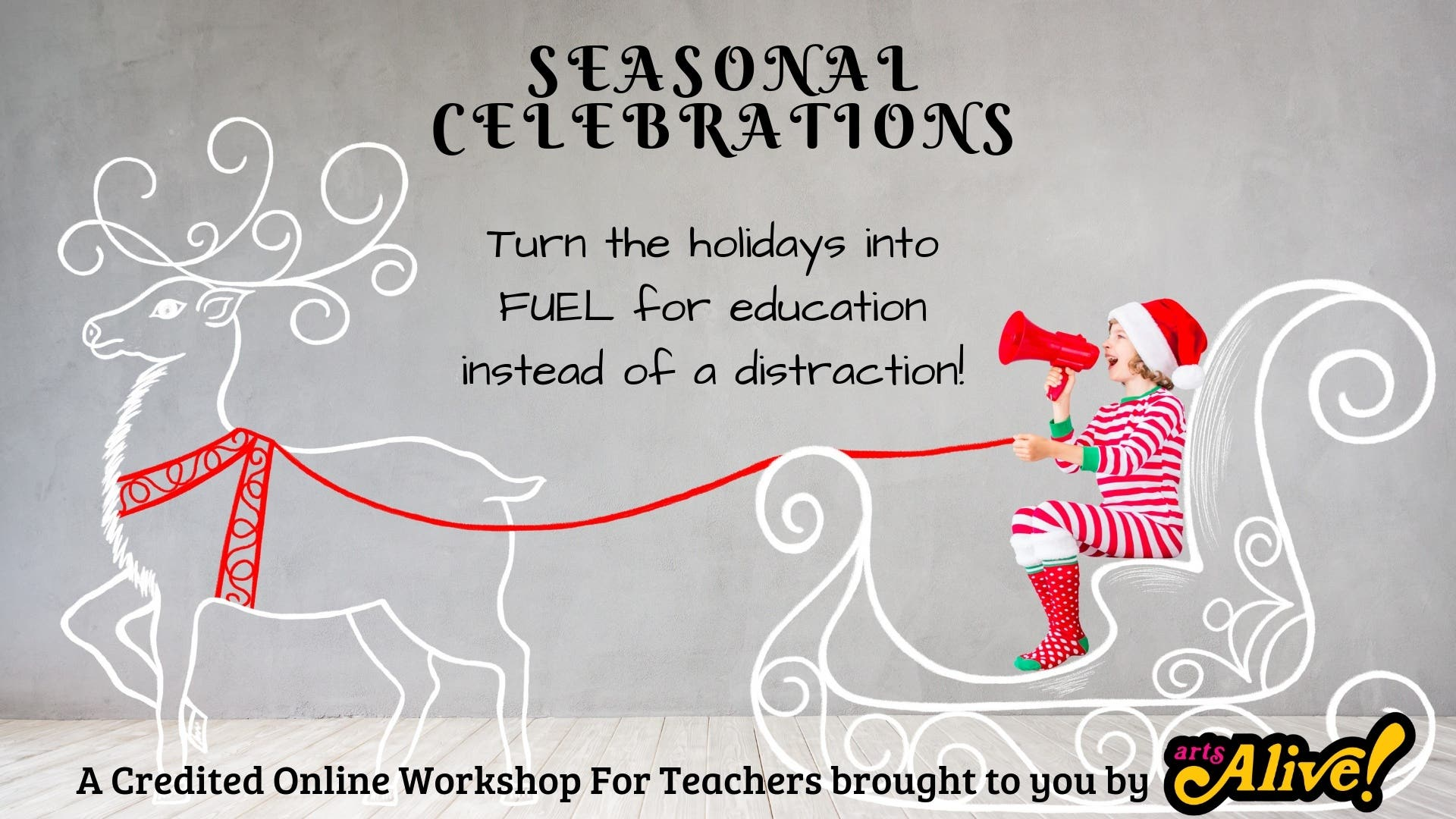 Seasonal Celebrations, 1 hour of CPE credit