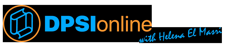 DPSI Online with Helena El Masri