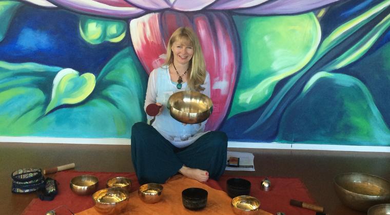Self Healing with Singing Bowls Training