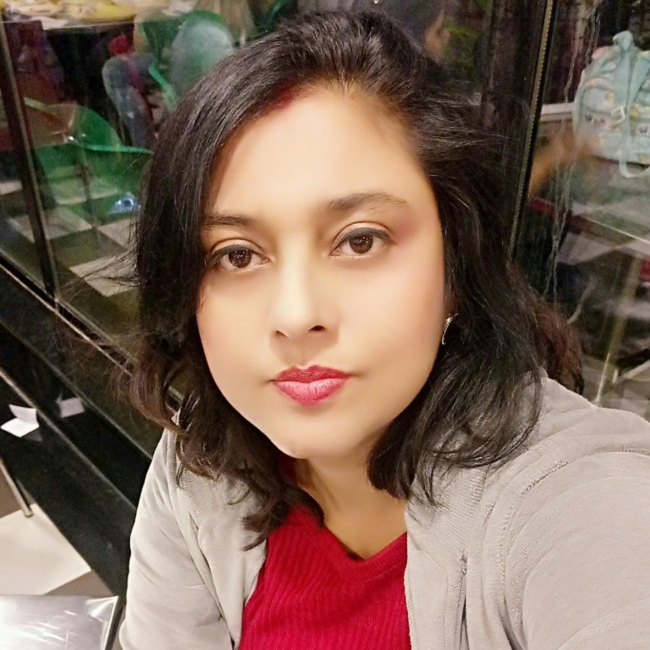 Mohuya  Chakraborty, PhD