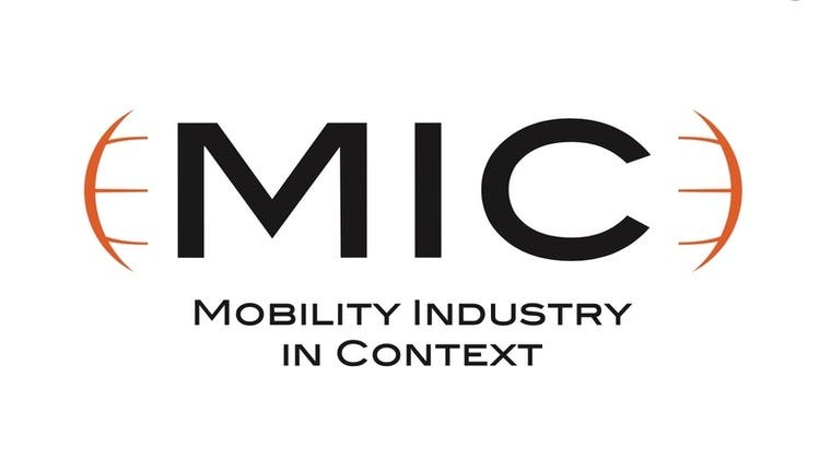 Module 1 - Mobility Industry in Context - 50 Credits