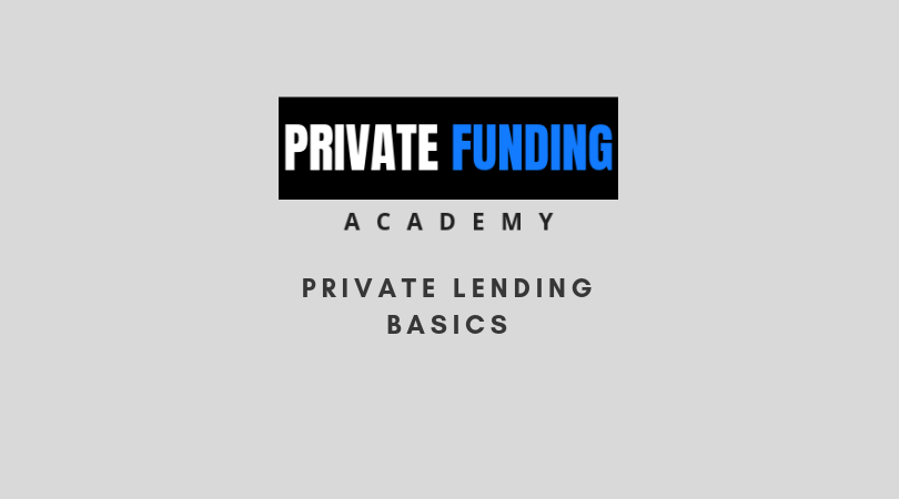 Private Lending Overview-Free Course