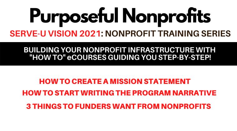 The Purposeful Nonprofits Series