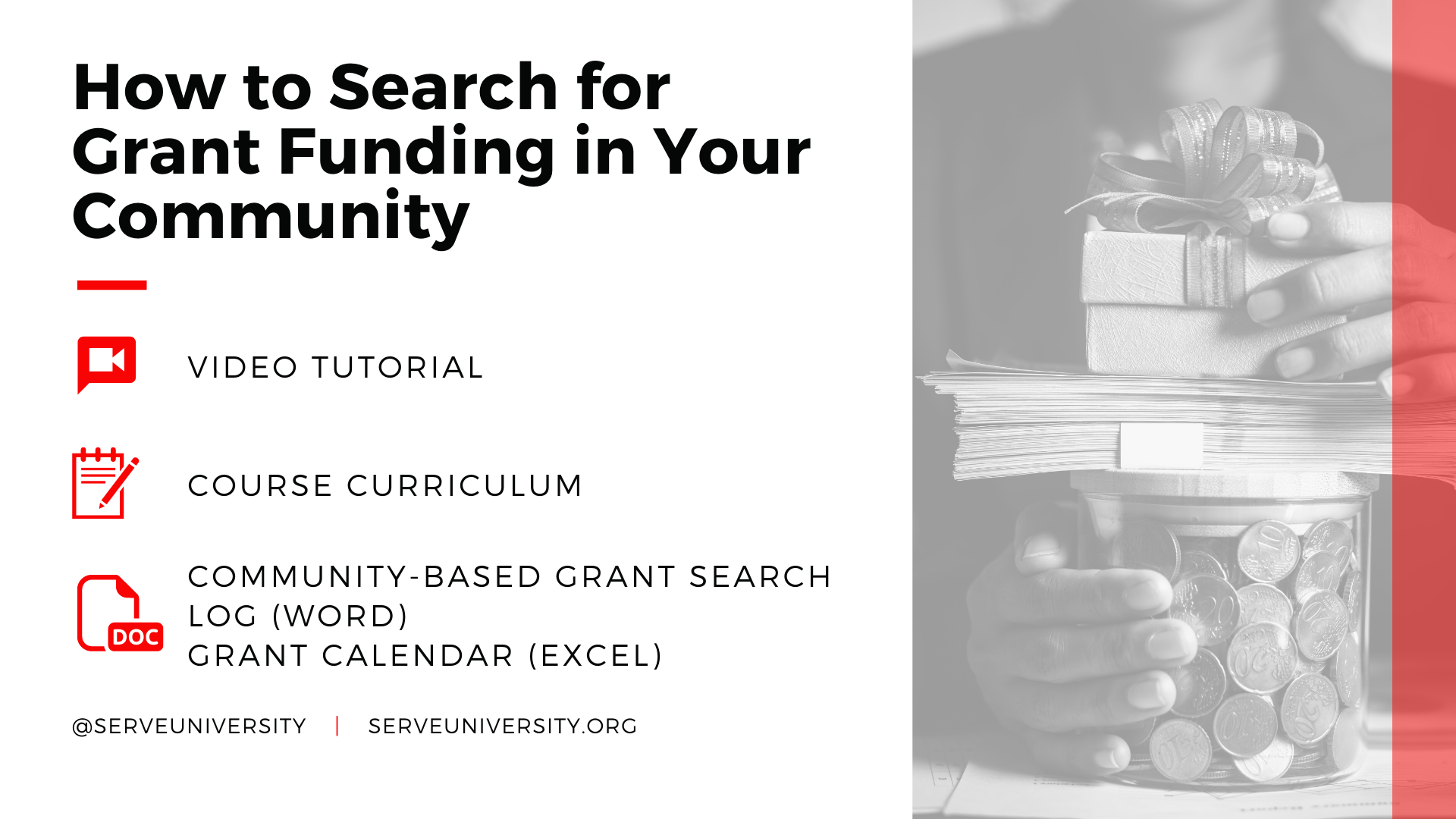 How to Search for Grant Funding in Your Community