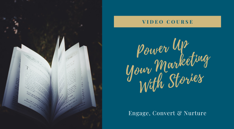 Power Up Your Marketing With Stories