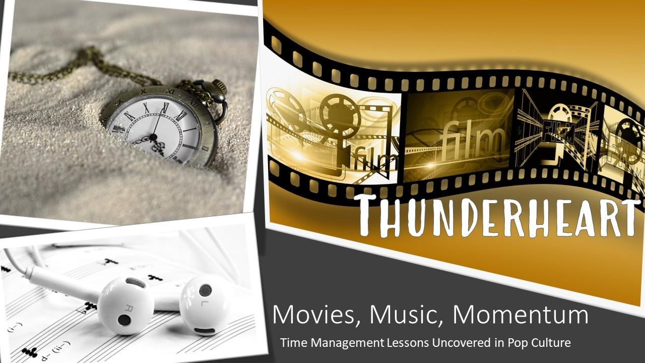Thunderheart - Movies, Music, Momentum Series