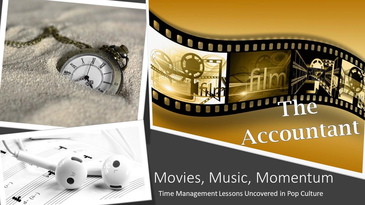 The Accountant - Movies, Music, Momentum Series