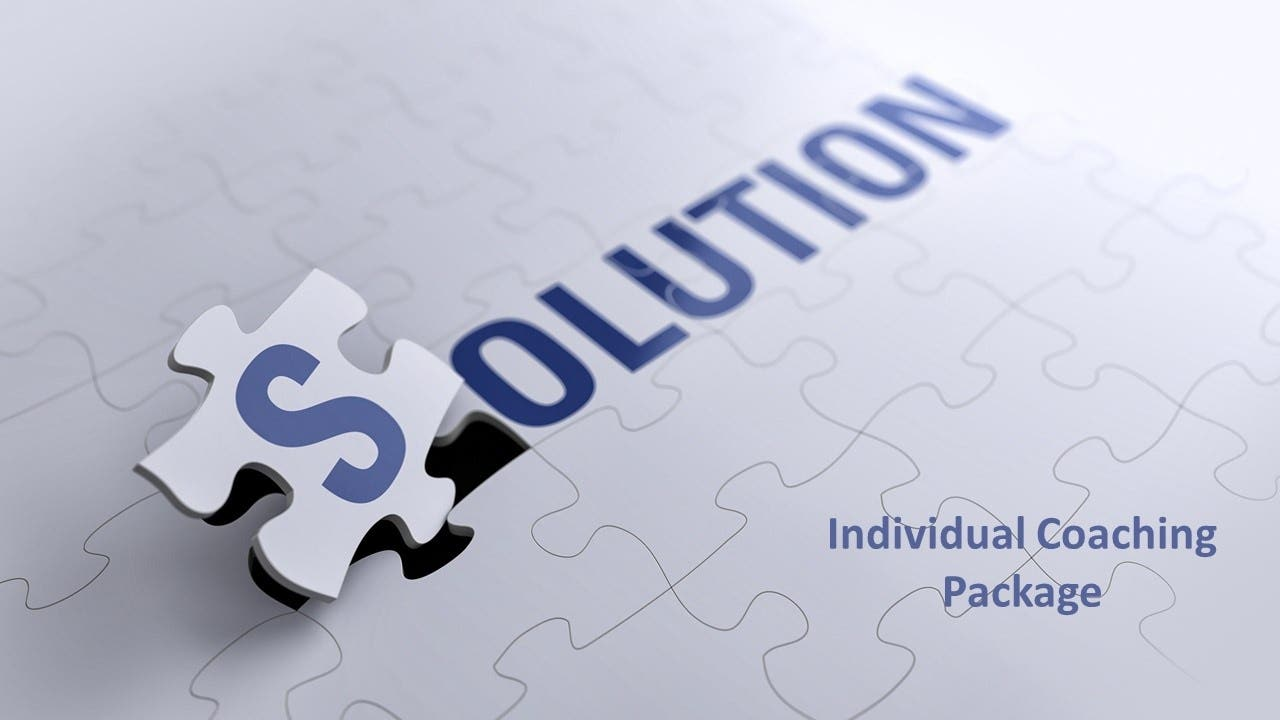Individualized Solutions - Package Options