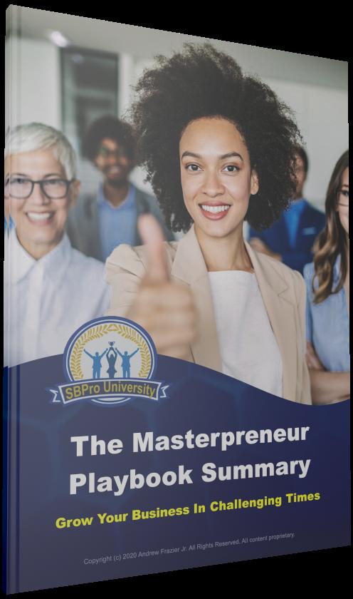 The Masterpreneur Playbook - SBPro University