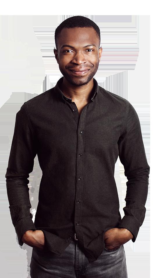 Your Instructor, Ken Okoroafor