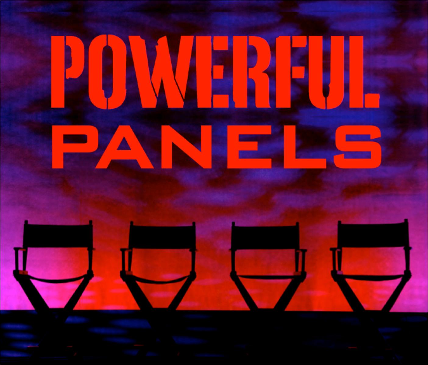 Powerful Panels: Book