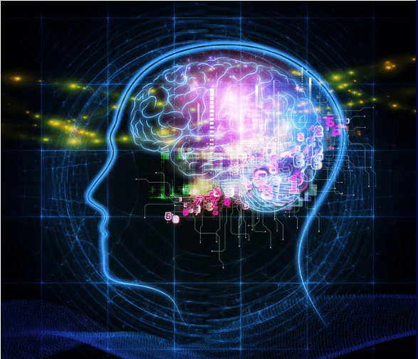 Selftransformation - digital brain