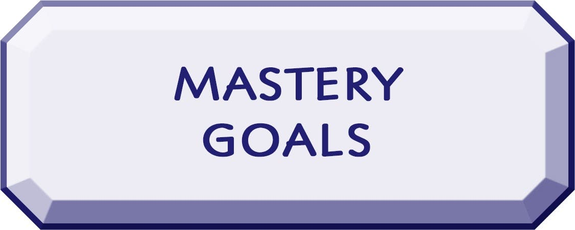 Goals [3 of 9] - Business Mastery
