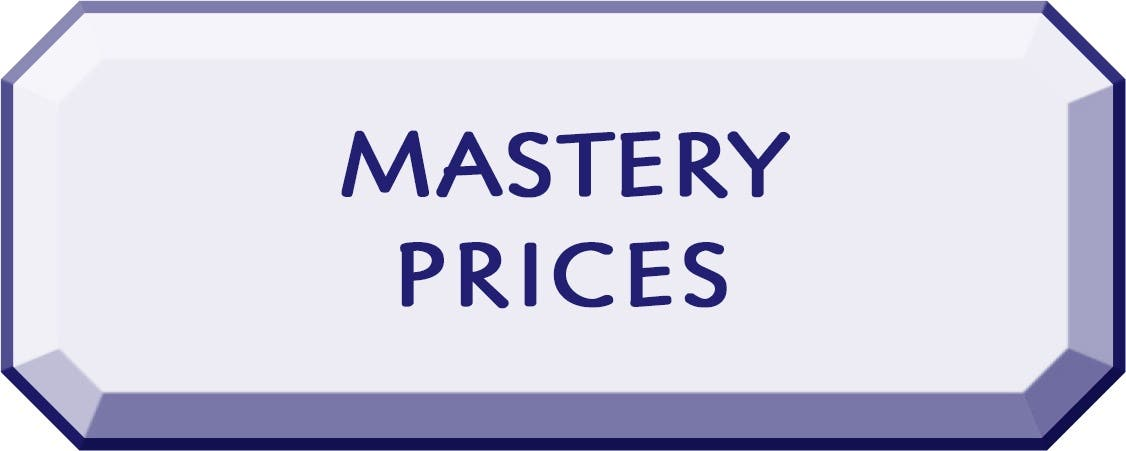 Prices [4 of 9] - Business Mastery