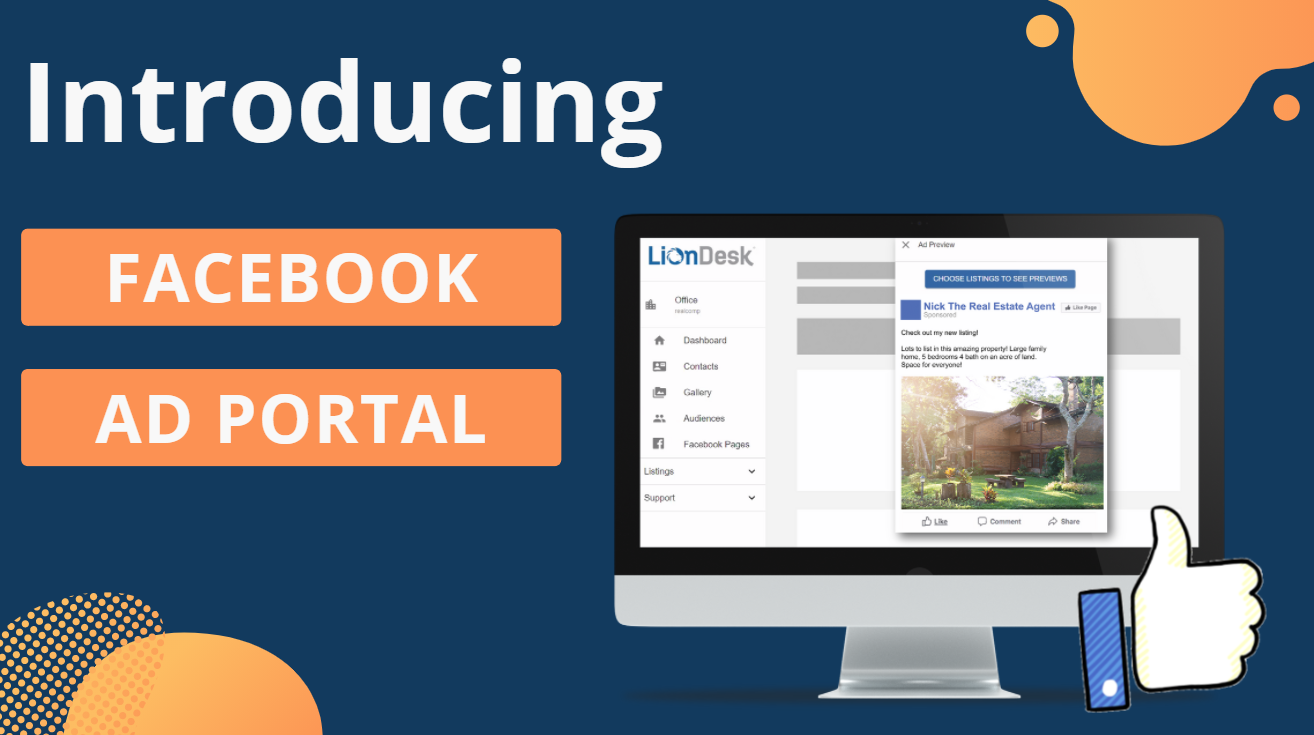 Generate Leads with the Facebook Ad Portal