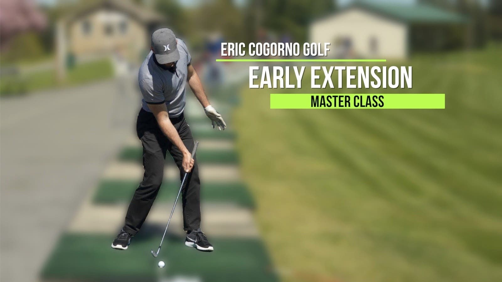Early Extension Master Class