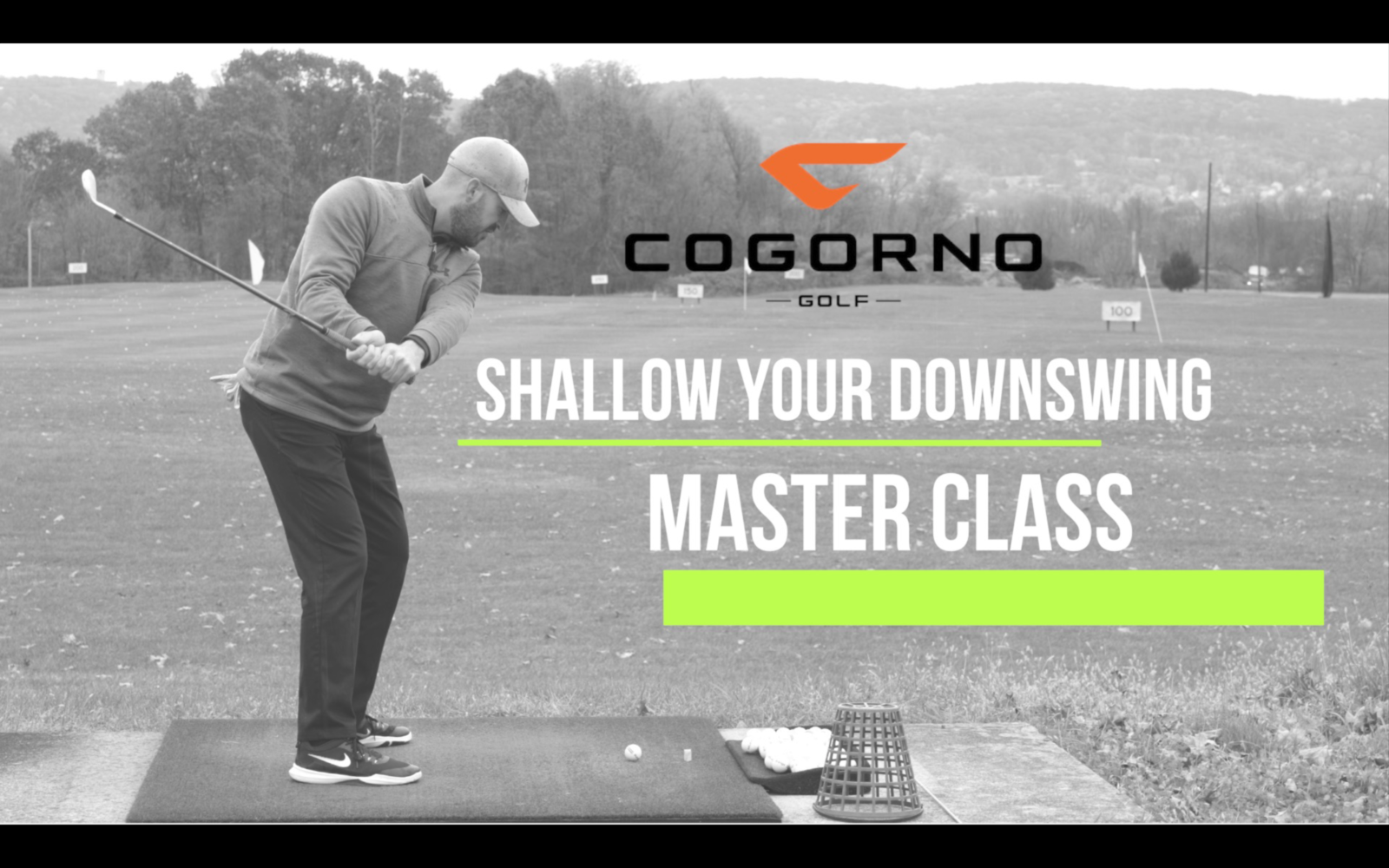 Shallowing Your Downswing Master Class