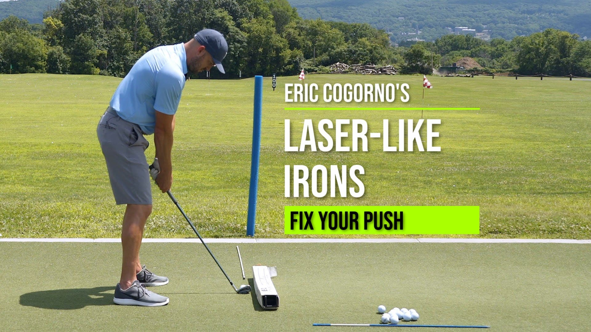 Laser-Like Irons Fix Your Push